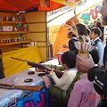 Photos: 2008年11月29日 酉の市 浅草 鉄砲屋台 DSC00625