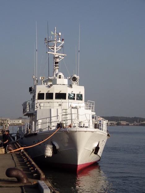 横浜税関・監視艇つばさ