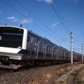 Photos: E531系(常磐線)(2008年12月撮影)