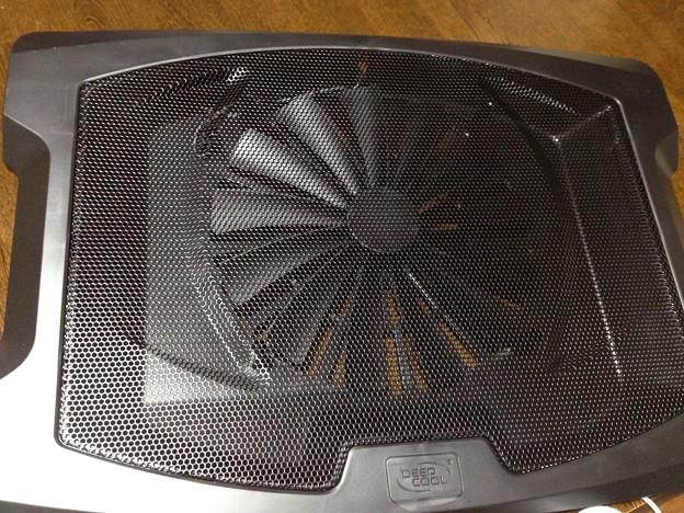 ノートパソコン冷却クーラー