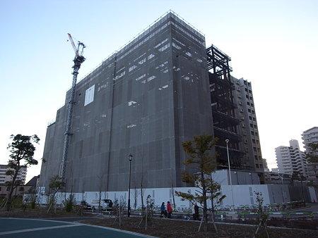 新設小学校の建設(2009/1)