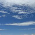 写真: なんか久しぶりに気持ちの良い空