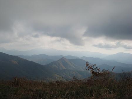 烏帽子山山頂からの眺め