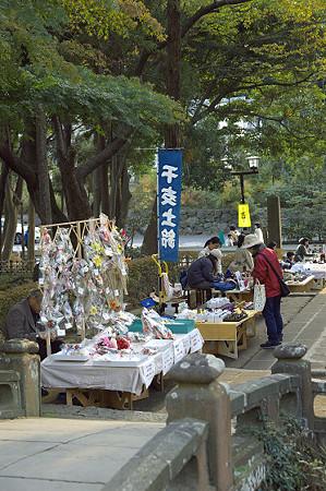 北鎌倉「匠の市」円覚寺会場