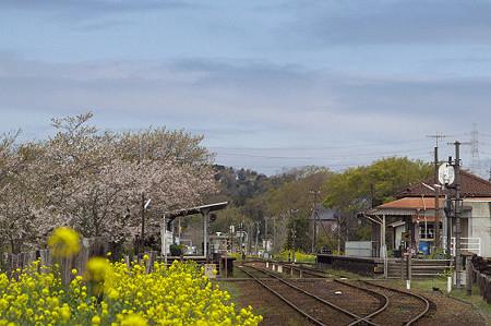 小湊鉄道 05 馬立駅