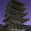 写真: 興福寺五重塔
