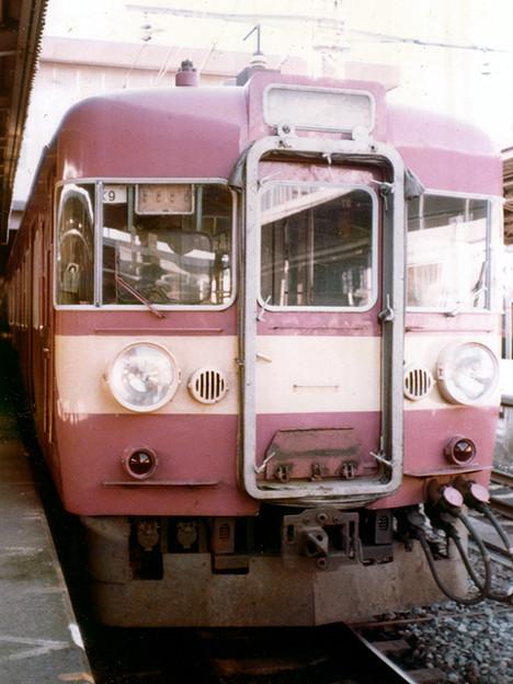 国鉄 401系電車 / 上野駅 / 1975 - 写真共有サイト「フォト蔵」